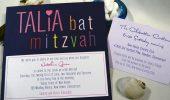 Bar and Bat Mitzvahs ~ Series 1